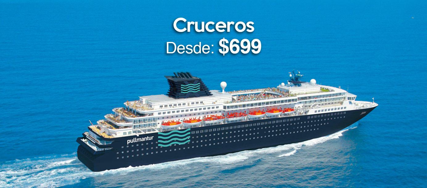Travelcity Cruceros