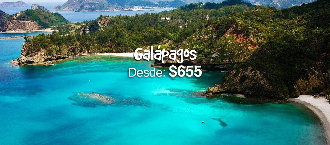 Travelcity Galápagos